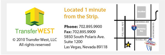 Located 1 minute from the Strip.Phone: 702.895.9900 Fax: 702.895.9909 5850 South Polaris Ave. Suite 1200 Las Vegas, Nevada 89118